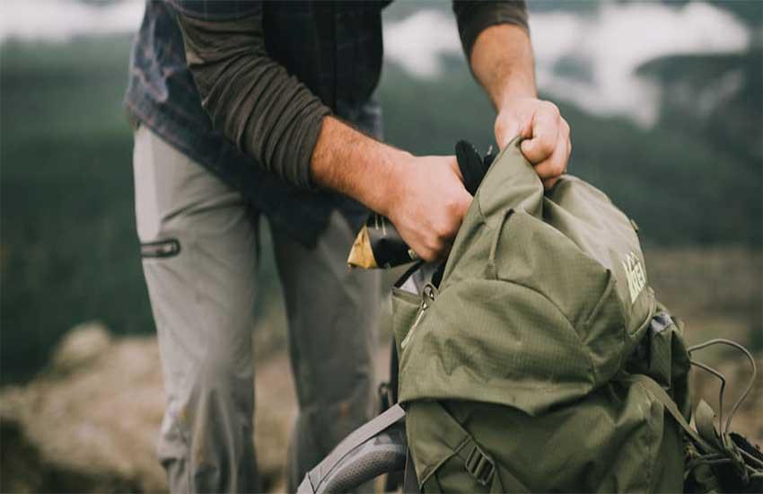 ویژگی های کوله پشتی کوهنوردی